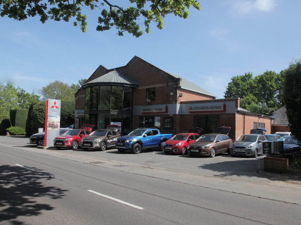 Normandy Garage - Mitsubishi Dealership in Guildford