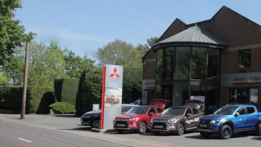 Mitsubishi comes to Normandy Garage