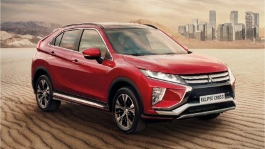 The New Mitsubishi Eclipse Cross Launch Weekend 10-11 February 2018